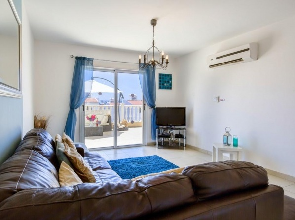 Apartment Eden - 2 Bedrooms - 100m from Nissi Beach